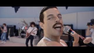 Bohemian Rhapsody- Radio Gaga Live Aid recreation