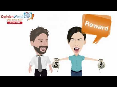 Earn Cash at OpinionWorld Australia