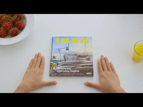 Az Ikea 2015-ös katalógusának, a bookbook-nak készült reklámfilmje - fricska az APPLE-nek