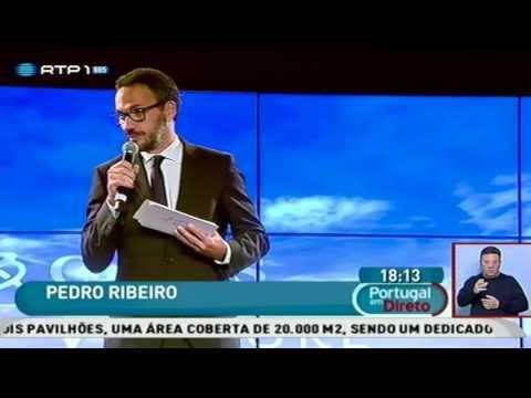 """Chivas """"The Venture"""" no Portugal em Direto, 15/01/2016"""