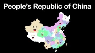 China/Peoples Republic of China/China Geography