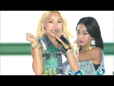 SISTAR(씨스타) - SHAKE IT @인기가요 Inkigayo 20150816