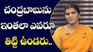 Lakshmi Parvati Responds On Chandrababu Behaviour In AP As..