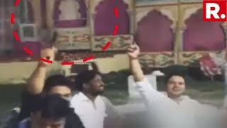 Video Of Men Brandishing Guns In Delhi Goes Viral, FIR Lod..