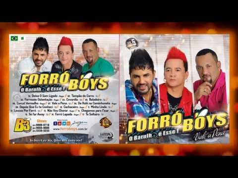 Baixar Forró Boys Vol. 5 - 11 Minha Linda 2014