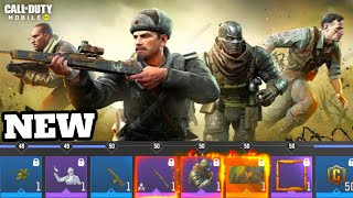 New Season 9 Conquest Battle Pass! Another Amazing Battle Pass!!! Cod Mobile Unlocking Battle Pass!