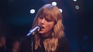 Taylor Swift -  Delicate - Nashville's Tracking Room Studios- Spotify single version