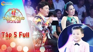 Like an Idol | Ep 5 full: Professional performance of 9 years old boy impressed Cam Ly, Quang Linh