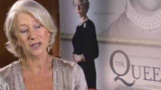 Helen Mirren - Interview on The Queen