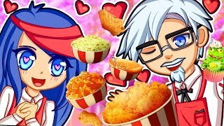 /the cutest love story ever we love you colonel sanders