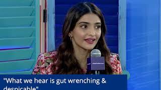 Sonam K Ahuja Talks About India's #MeToo Movement at We The Women 2018 in Bengaluru