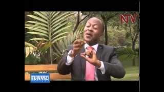 Tuwaye: Frank Gashumba