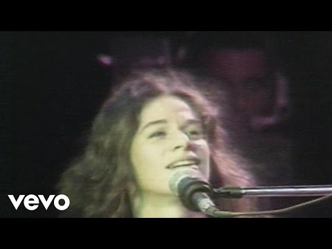 Carole King - (You Make Me Feel Like A) Natural Woman - YouTube