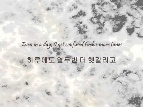 Big Bang - 마지막 인사 (Last Farewell) Korean Ver. [Han & Eng]