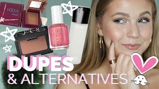 Cruelty Free DUPES for NON Cruelty Free Products// Dupes & Alternatives!