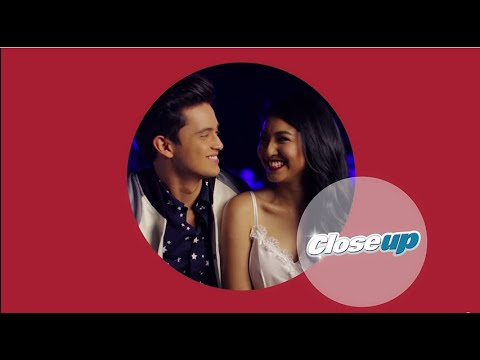 Nadine Lustre dared to surprise James Reid for Closeup #CupidGames
