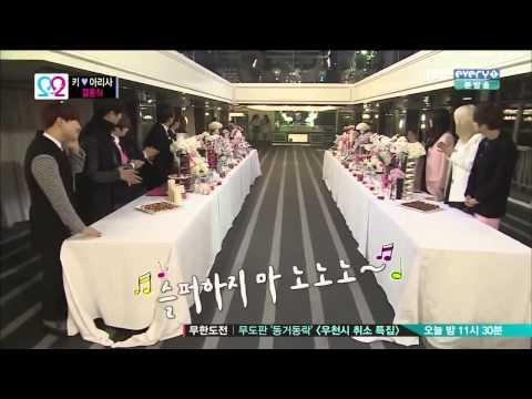 140518 EXO We Got Married Suho,Chanyeol Cut 2