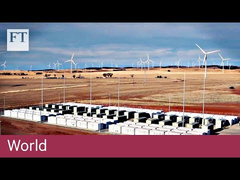 Power To The People: Tesla Mega-Battery Goes Online