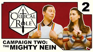A Show of Scrutiny   Critical Role   Campaign 2, Episode 2