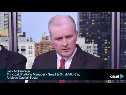 Aristotle's Jack McPherson Discusses Outlook for  Small Caps on AssetTV - June 2015