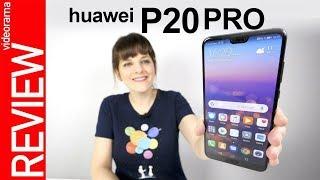 Video Huawei P20 Pro MPY2o2BKFJ0