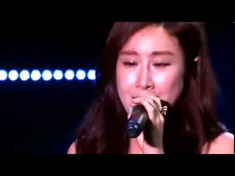 19102013 SMTOWN LIVE III in Beijing : Zhang Li Yin Moving On - Live Fancam