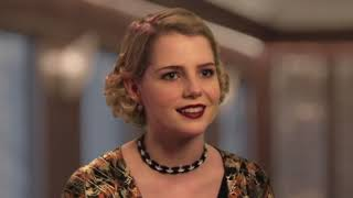 Lucy Boynton: MURDER ON THE ORIENT EXPRESS