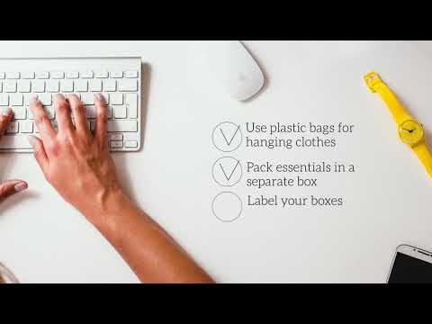 Packing Hacks | Packing Tips for Moving