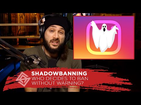 Shadowbanning: Removed From Social Media Without A Warning