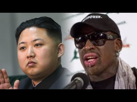 Dennis Rodman Back To North Korea - Smashpipe News