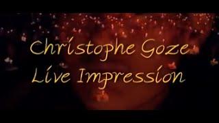 Christophe Goze - Live impression