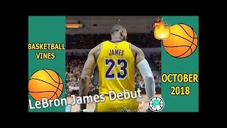Basketball vines | SAUCY HIGHLIGHTS!! #LOWIFUNNY