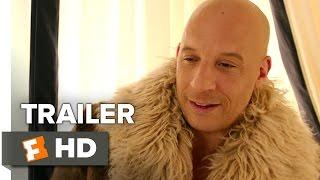 xXx: The Return of Xander Cage Official Trailer 1 (2017) - Vin Diesel Movie