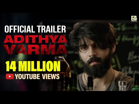 Adithya Varma  Official Trailer HD