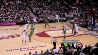 2010 PLAYOFFS: Game 2 Boston Celtics VS Cleveland Cavaliers (LeBron James MVP)