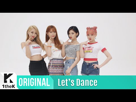 Let's Dance: 9MUSES A(나인뮤지스A)_Why was the studio full of screams? _Lip 2 Lip(입술에 입술)
