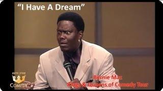 """Bernie Mac """"I Have A Dream Speech"""""""