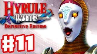 Zant and Argorok Boss Fights! - Hyrule Warriors: Definitive Edition - Gameplay Walkthrough Part 11