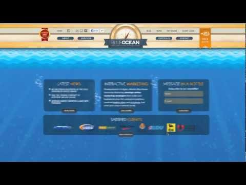 Blue Ocean Interactive Marketing Promo