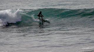 Pau Hana SUP Surf in Malibu