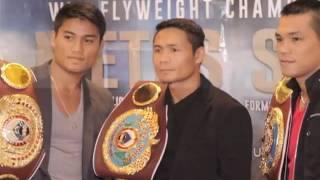 Pinoy boxers ready to rumble against Mexican challengers this September