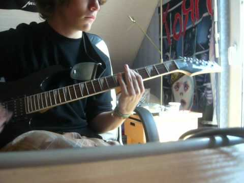 Stone Sour - Cold Reader (Guitar Cover)