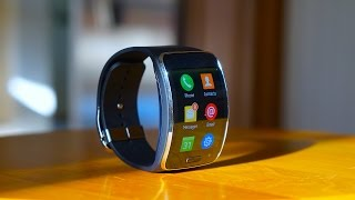 Samsung Gear S: First Impressions of Samsung's Wrist-Phone