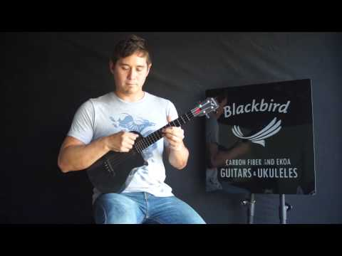 Sentiment - John Nash - Blackbird Session - Tenor Ukulele