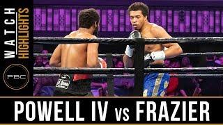 Powell IV vs Frazier FULL FIGHT: February 23, 2019 - PBC on FS1