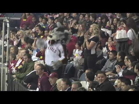 Chicago Wolves School Day Games 2012
