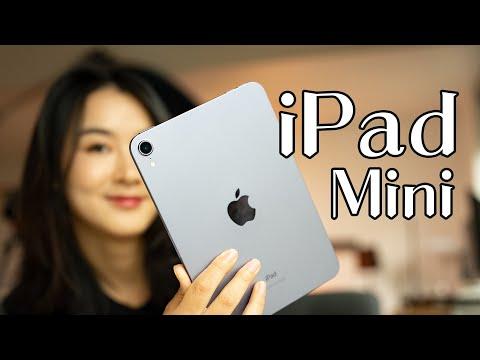 """一台精緻全能的""""小廢物"""" ? iPad Mini 6使用體驗/測評"""