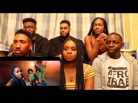 Guiltybeatz x Mr Eazi x Patapaa x Pappy Kojo - Akwaaba ( REACTION VIDEO ) || @GuiltyBeatz @mreazi