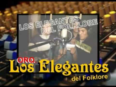 PRESENTACION Lo Ultimo de la Orquesta LOS ELEGANTES DEL FOLKLORE de huanuco