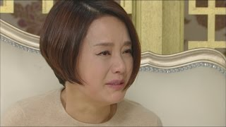"[Rosy lovers] 장미빛 연인들 49회 - Chang Mi-hee, ""Get out of my house!"" At Ban Hyo Jung 20150404"